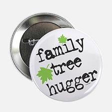 Family Tree Hugger Button