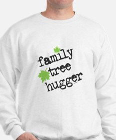 Family Tree Hugger  Sweatshirt
