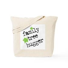 Family Tree Hugger Tote Bag