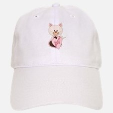 Sweetheart Cat Baseball Baseball Cap