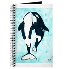 Kissing Orca Journal