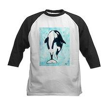 Kissing Orca Tee