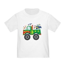 3rd Birthday Monster Truck T
