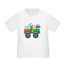 4th Birthday Monster Truck T