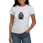 Mobster penguin Women's T-Shirt