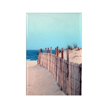 New Jersey Magnet - Beach
