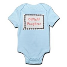 Oilfield Daughter Infant Bodysuit