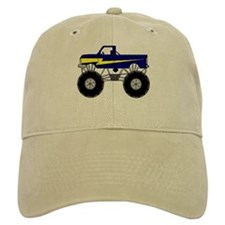 Monster Truck Baseball Cap