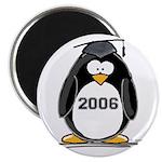 2006 Graduate penguin Magnet