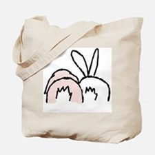 Unique Rabbit Tote Bag