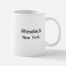 simply Rhinebeck New York Mug