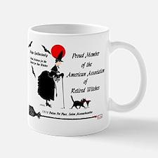 Membership Card AARW Mugs