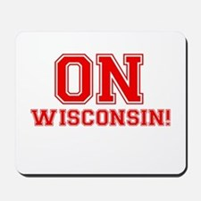 On Wisconsin Mousepad