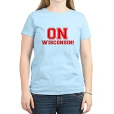 On Wisconsin Women's Light T-Shirt