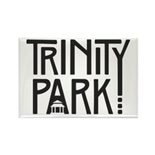 Trinity Park Rectangle Magnet