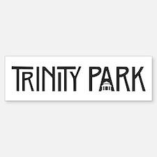 Trinity Park Bumper Bumper Sticker