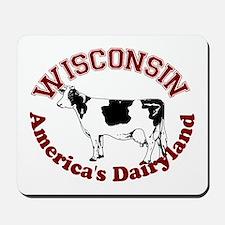 America's Dairyland Mousepad