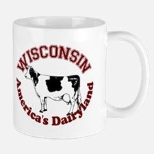 America's Dairyland Mug