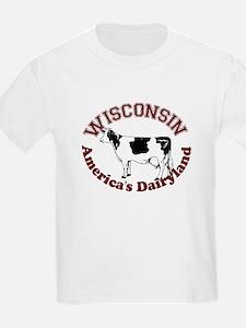 America's Dairyland T-Shirt
