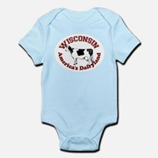 America's Dairyland Infant Bodysuit