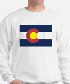 Colorado State Flag Sweatshirt