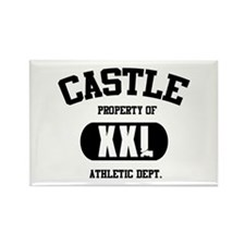 Castle Rectangle Magnet (10 pack)