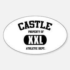 Castle Decal