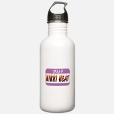 Hello Name is Nikki Heat Water Bottle