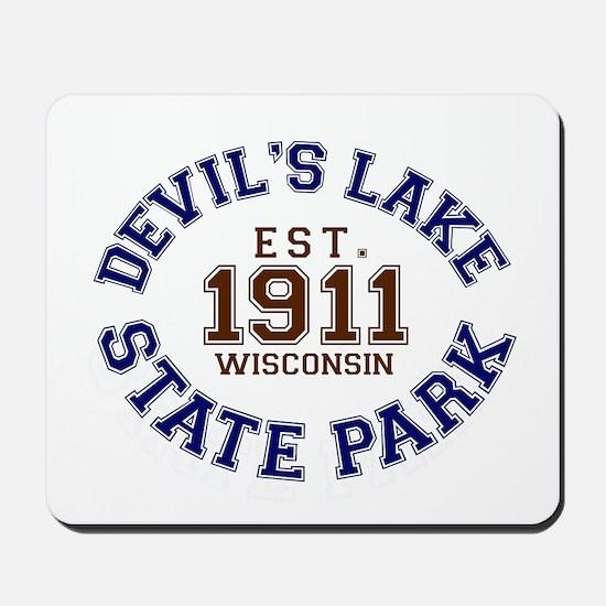 Devil's Lake State Park Mousepad
