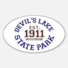 Devil's Lake State Park Decal