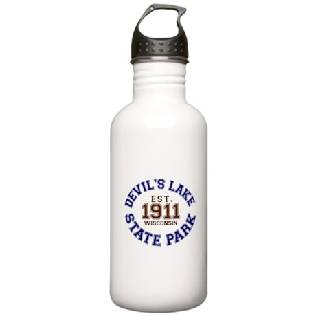 Devil's Lake State Park Stainless Water Bottle 1.0