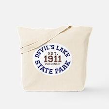 Devil's Lake State Park Tote Bag