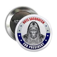 Sasquatch For President 2.25