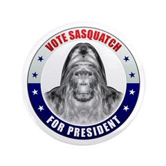 Sasquatch For President 3.5