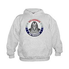 Sasquatch For President Hoodie