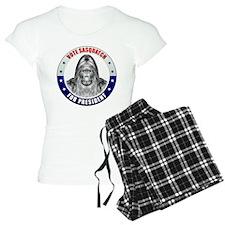Sasquatch For President Pajamas