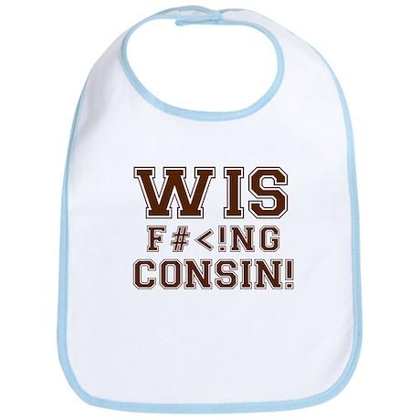 Wis-effing-consin! Bib