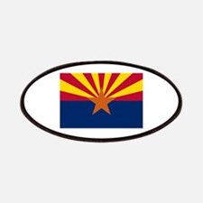 Arizona State Flag Patches