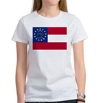 Georgia State Flag Women's T-Shirt