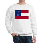 Georgia State Flag Sweatshirt