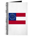 Georgia State Flag Journal