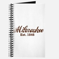 Milwaukee, est. 1846 t-shirts Journal