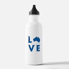 Love Australia Water Bottle
