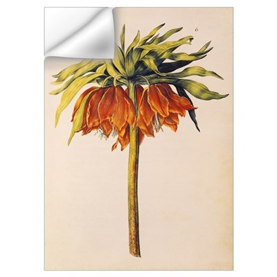 Crown Imperial Lily or Fritillary, from La Guirlan Wall Decal