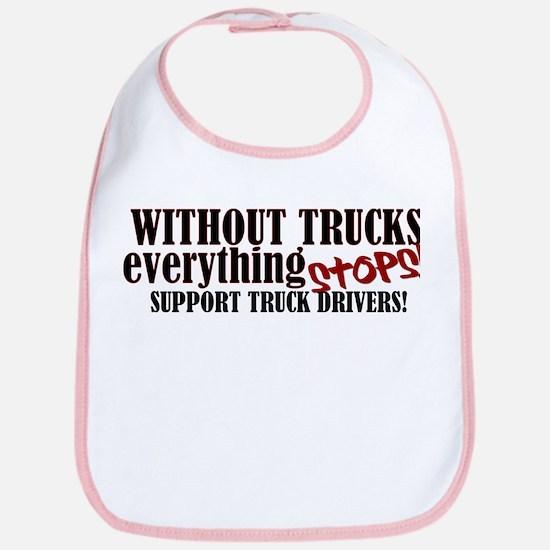 Trucker Support Bib