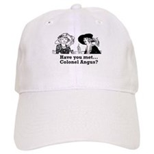 Colonel Angus Baseball Cap