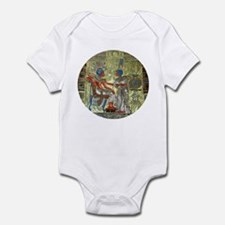 Tutankhamon Throne Infant Bodysuit