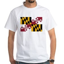 Maryland State Flag Shirt