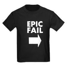 Unique Epic fail T