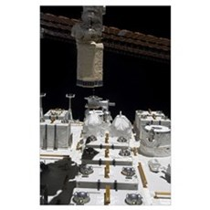 The Japanese Experiment Module Exposed Facility Poster